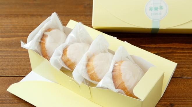 patisserie piece - 料理写真:レモンケーキ