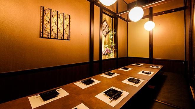 産直鮮魚と個室 葉隠 - メイン写真: