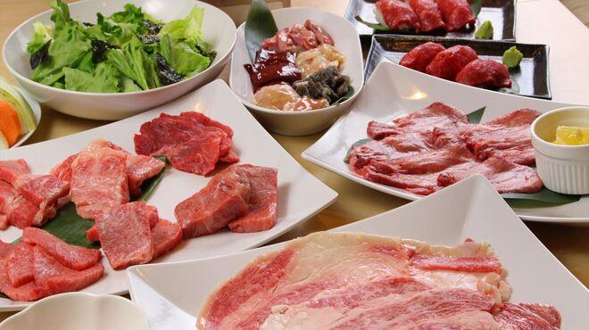 あかまる牛肉店 - メイン写真: