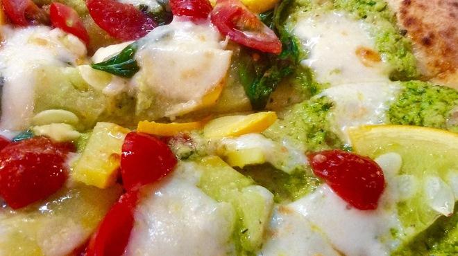 ラ・ベファーナ - 料理写真:ズッキーニソース