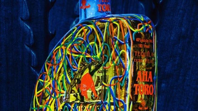 アトランティス - ドリンク写真:アハトロ エクストラアネホ(テキーラ)
