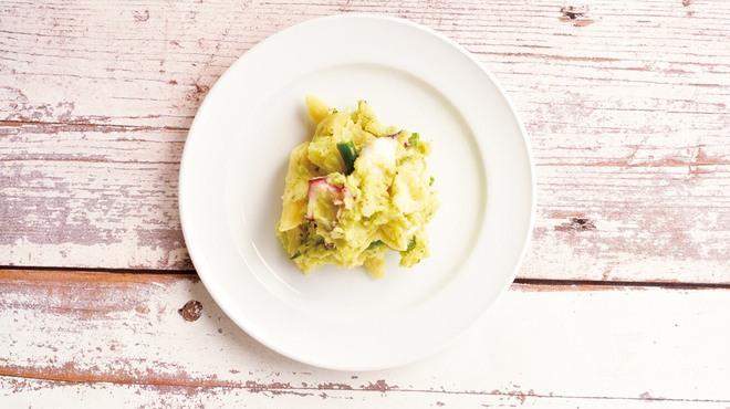 chano-ma - 料理写真:たことペンネのバジルポテトサラダ