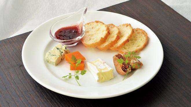 chano-ma - 料理写真:チーズ盛り合わせ