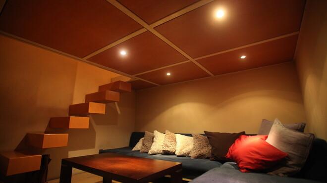 ラブ ライト - 内観写真:自宅より『くつろげる』かもしれない空間。