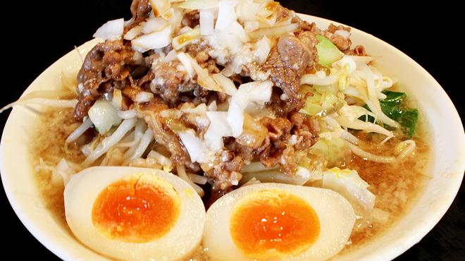 麺屋 荒井 - メイン写真: