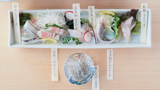 道の駅うずしおレストラン - メイン写真: