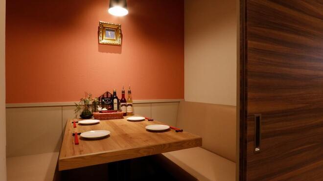 プラチナフィッシュ ガーデンキッチン - メイン写真: