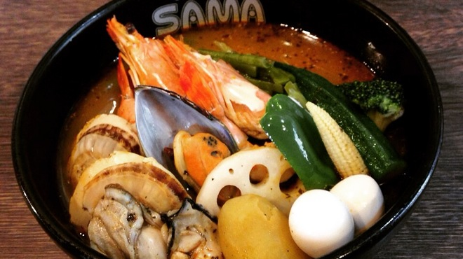 SAMA - 料理写真: