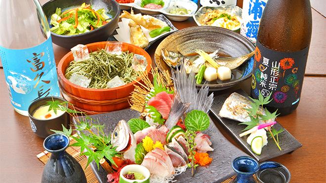 日本酒 和食屋喜男 - メイン写真: