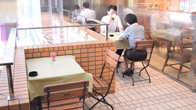 cafe MALIBU - メイン写真: