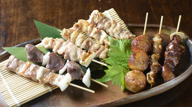 串焼 創作料理 ほていちゃん - メイン写真: