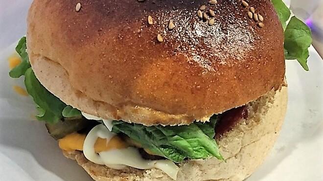 70'sGENERATION - 料理写真:ハンバーガー