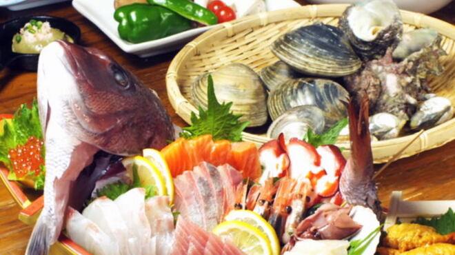 浜印水産 - メイン写真: