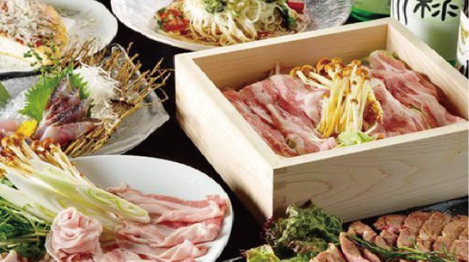 地酒×熟成豚 十米 - メイン写真: