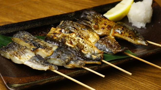 炉端 灰干し でぶろく魚類 - メイン写真: