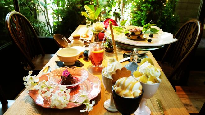 SAPPORO FLOWER &CAFE - メイン写真:
