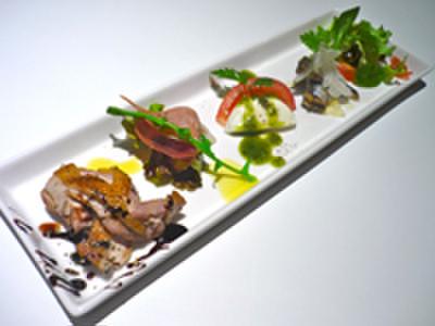 バラクーダ - 料理写真:オードブル盛り合わせ