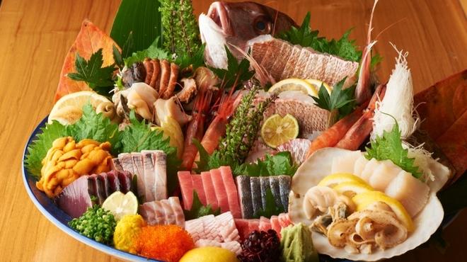 魚串 然 - メイン写真: