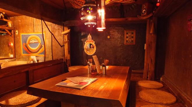 BACKPACKER'S CAFE 旅人食堂 - メイン写真:
