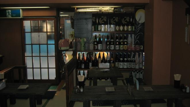 ニュー信州 - 内観写真:旧店舗