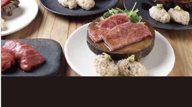 焼肉寿司 - メイン写真:
