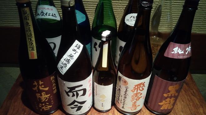 純米酒専門 粋酔 - ドリンク写真: