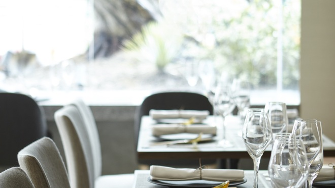 熱香森 - 内観写真:テーブル