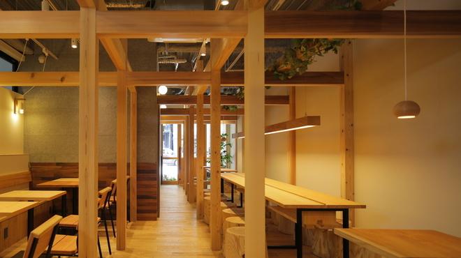 moriwaku cafe - メイン写真: