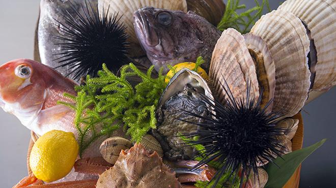 海鮮おどりや市場 - メイン写真: