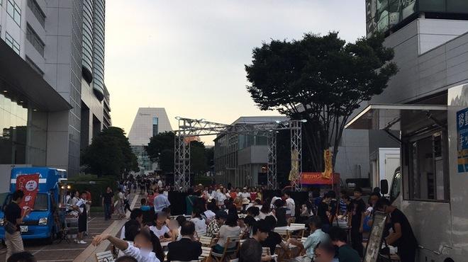 新宿サザンテラスビアガーデン - メイン写真: