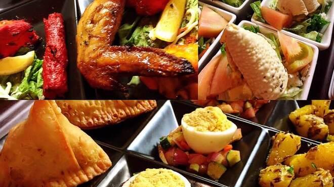 インディアンキッチン ラソイ - 料理写真:いろいろな盛り合わせ