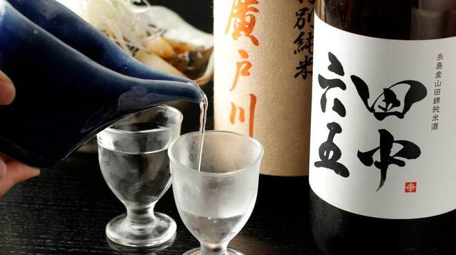 日本酒バル 神蔵 - メイン写真: