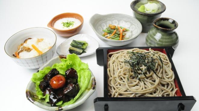 そば・ほうとう・郷土料理 信玄 - メイン写真: