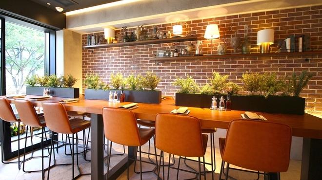 パージナ イタリアン ファイアワークス プラス カフェ ~薪焼きイタリアンとワイン~ - メイン写真: