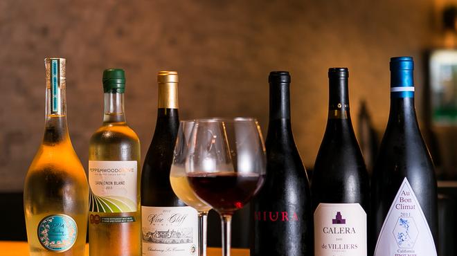 カリフォルニアラウンジ ステーキ&ワイン - メイン写真: