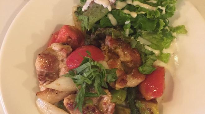 やきもんや Saute - 料理写真:週替わりランチ