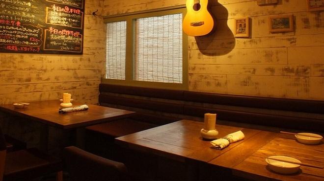 蕎麦粉食堂 Buckwheat - メイン写真: