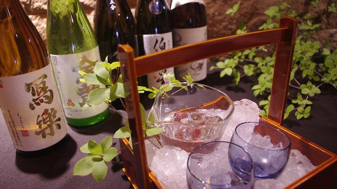 梵天丸 - ドリンク写真:宮城の地酒をご用意しております