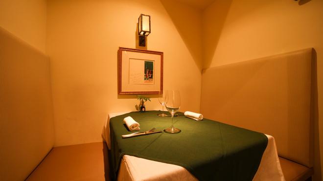 完全個室 プラチナフィッシュ マルシェ - メイン写真: