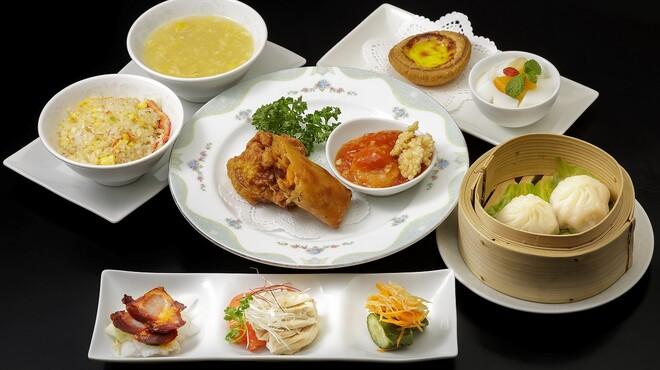中国料理 龍鱗 - ドリンク写真:2017