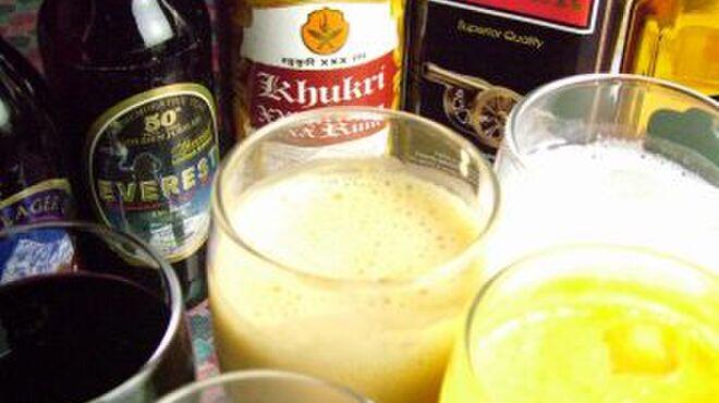 ヤク&イエティ - 料理写真:種類豊富な飲み放題!宴会にはやっぱり飲み放題が必要ですよね☆種類豊富に取り揃えております☆