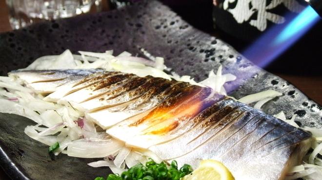 俺の魚を食ってみろ!! - メイン写真: