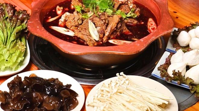 老北京 火鍋料理 蝎子王 - メイン写真: