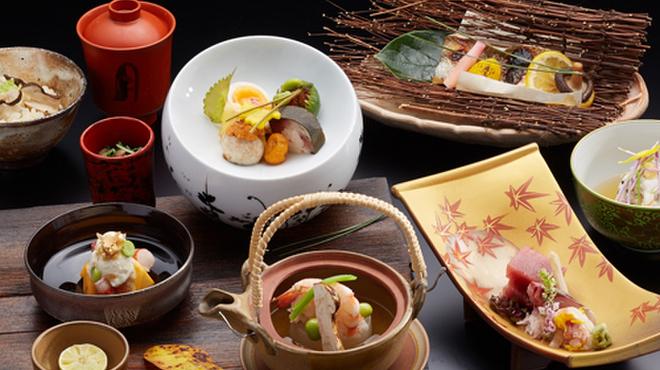 つつじの茶屋 - 料理写真:秋のミニ懐石(イメージ)