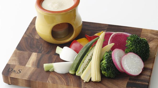 オイスターテーブル - 料理写真: