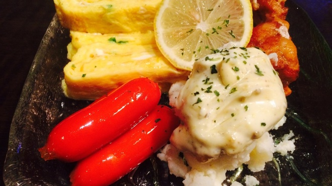 煮込みと惣菜 かん乃 - メイン写真:
