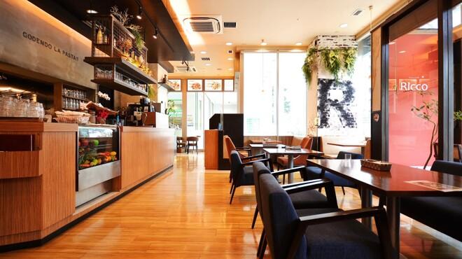 パスタとカフェの店 Ricco - メイン写真:
