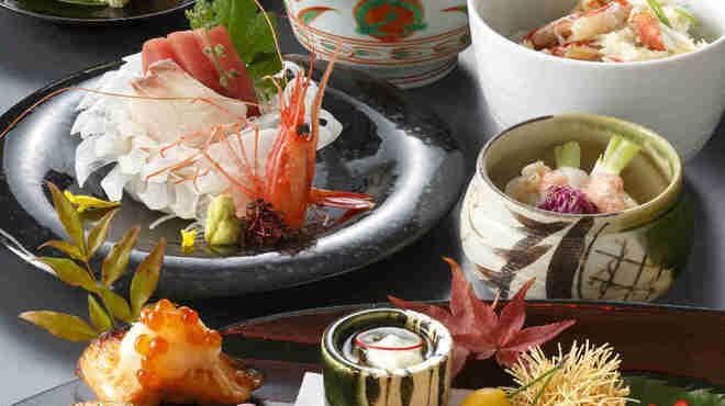 大志満 - 料理写真:1709-11 銀座懐石
