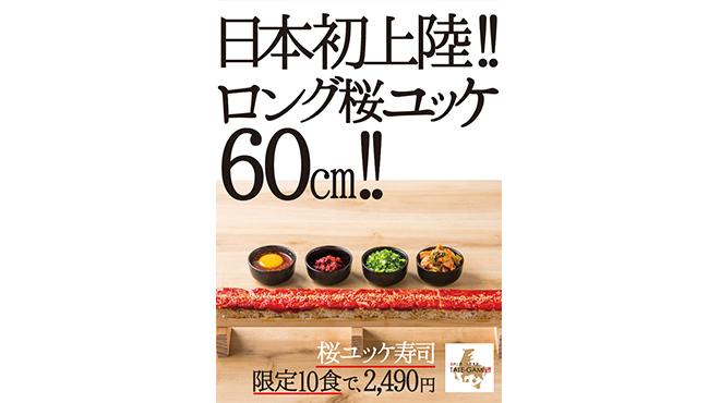 馬肉と酒 生肉専家 TATE-GAMI - メイン写真: