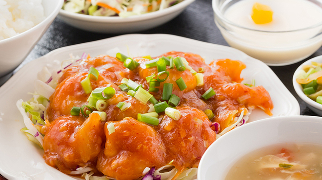 中国料理金雨 - メイン写真: